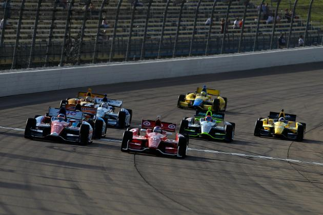 Iowa Corn Indy 250 2013: Start Time, Lineup, TV Schedule and More