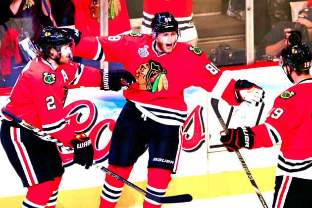 Bruins vs. Blackhawks Stanley Cup Final Game 5: Live Score and Highlights