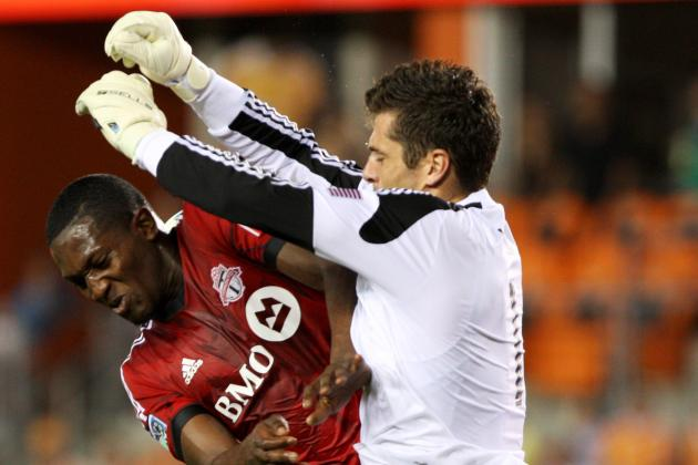 Dynamo, Toronto FC Play to Scoreless Draw