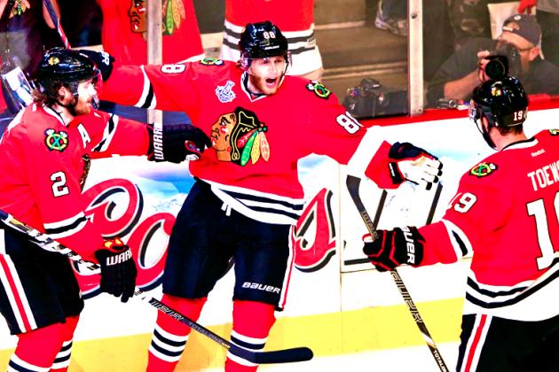 Bruins vs. Blackhawks Game 5: Score, Twitter Reaction and Analysis