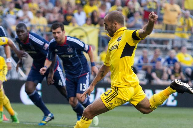 Columbus Crew vs Chicago Fire 06-23-2013: Recap