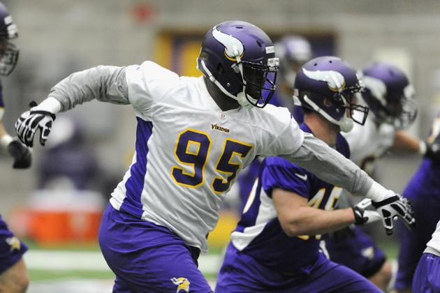 Hartman: Pressure is on Vikings draft picks to produce
