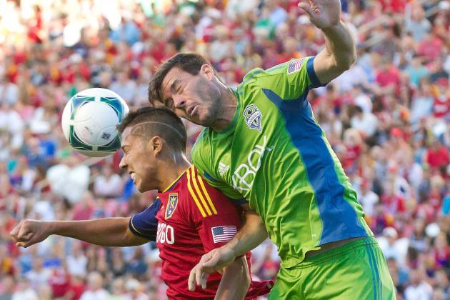 RSL Beats Seattle on Goals from Beckerman, Findley