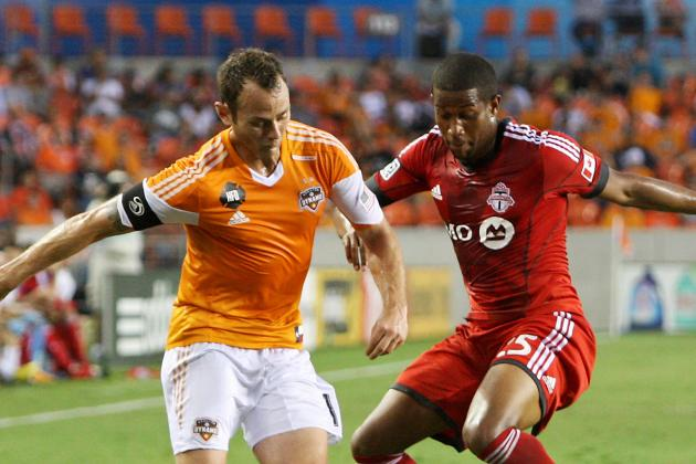 Houston Dynamo vs Toronto FC 06-23-2013: Recap