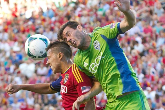 Real Salt Lake vs Seattle Sounders FC 06-23-2013: Recap