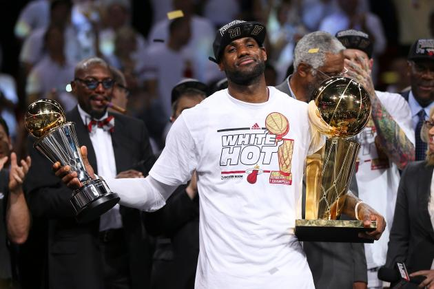 NBA Title No. 2 Officially Vindicates LeBron James