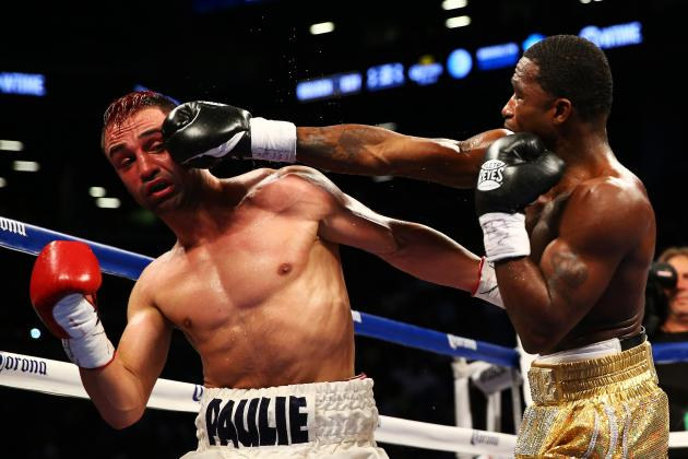 Broner vs. Malignaggi: The Problem Defeats the Magic Man