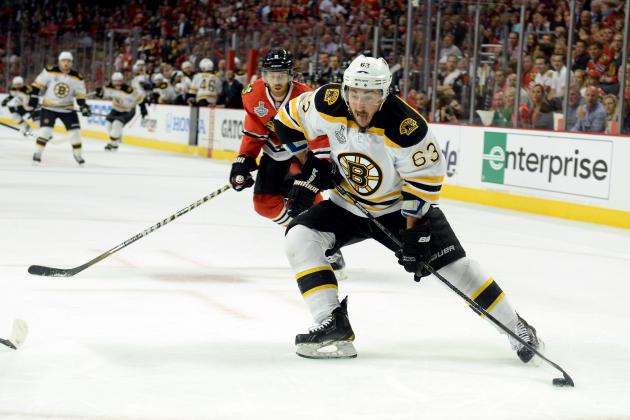 Boston Bruins Stare Down Elimination as Offense Falls Flat in Game 5
