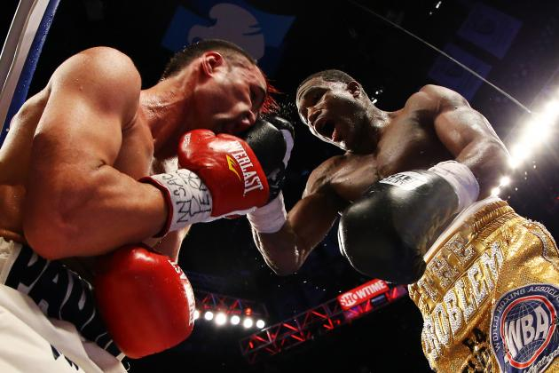 Adrien Broner's Possible Opponents After Win Over Paul Malignaggi