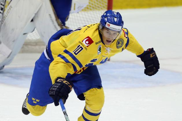 Alexander Wennberg: Prospect Profile for Columbus Blue Jackets' 1st-Round Pick