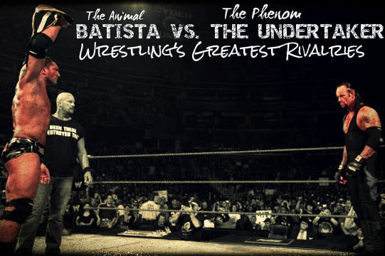 Wrestling's Greatest Rivalries: Batista vs. the Undertaker Part 2