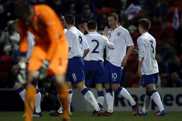 England vs. Iraq: Date, Time, Live Stream, TV Info, Preview for FIFA U-20 Match