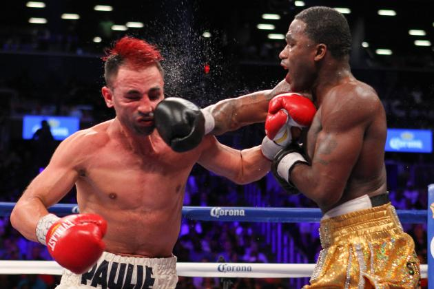 Malignaggi vs. Broner: The Problem's Floyd Mayweather Impression Needs Work