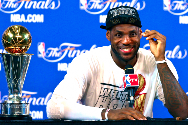 LeBron James Cements 'True Winner' Status After NBA Finals-Clinching Masterpiece