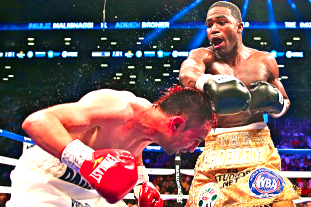 Adrien Broner and Paulie Malignaggi Continue Trash Talk After The Problem's Win