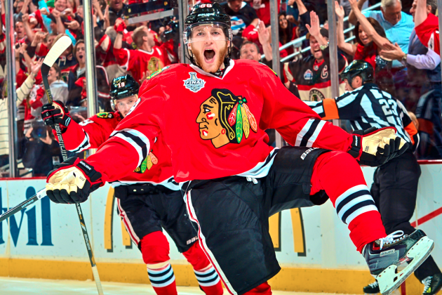 Resurgent Patrick Kane Puts Chicago Blackhawks On Doorstep of Stanley Cup