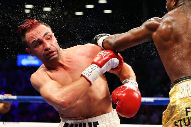 Broner wins, takes Malignaggi title
