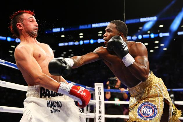 Malignaggi vs. Broner: What's Next for 'The Problem' After Split-Decision Win?