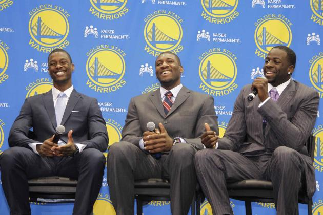 Golden State Warriors' 2012 Draft Already Stands as One for the Ages