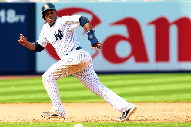 Constructing New York Yankees' Backup Plan if Robinson Cano Bolts This Winter