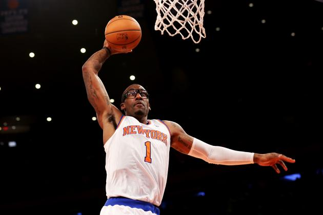 Can Amar'e Stoudemire Help Knicks with NY Manipulating His Role?