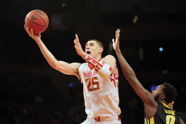 Alex Len Selected 5th-Overall in 2013 NBA Draft by Phoenix Suns