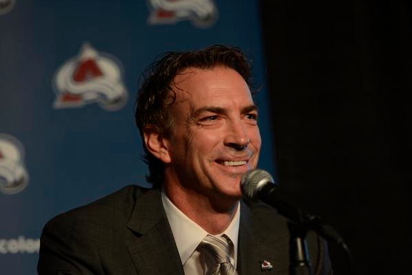 Joe Sakic Isn't Bluffing About Colorado Avalanche's Draft Plans
