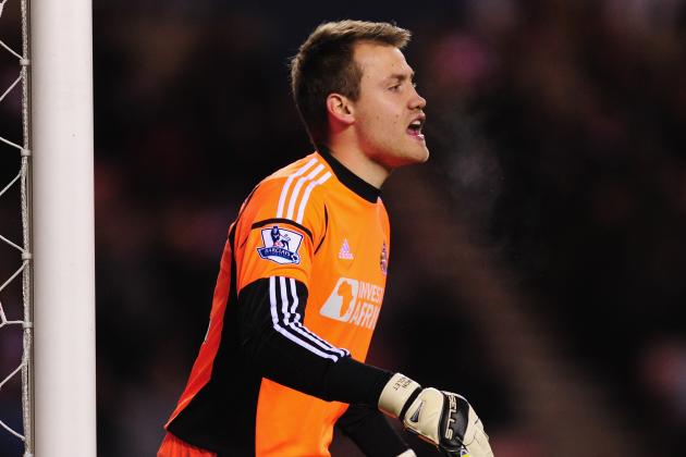 Mignolet Deal Not Done