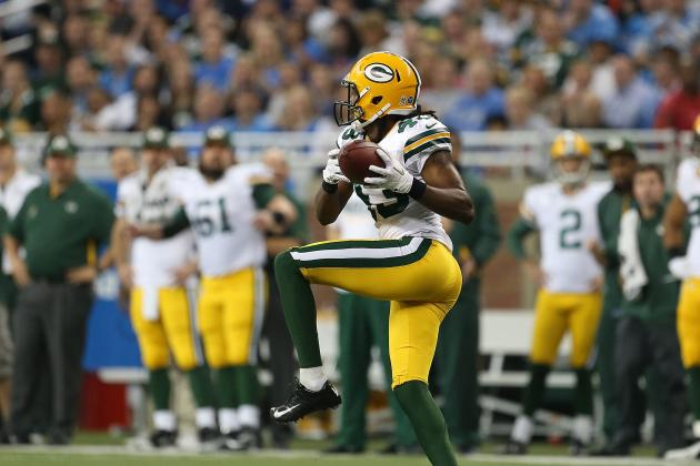 Packers Safety M.D. Jennings Wants to Be More Than Just That 'Fail Mary' Guy