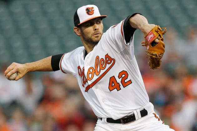 Padres Interested in Orioles RHP Arrieta