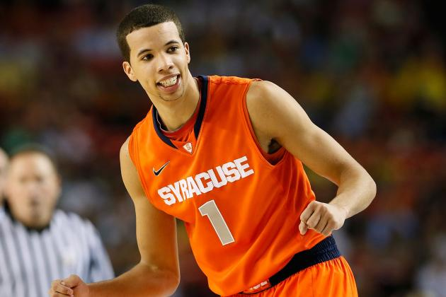 Michael Carter-Williams Invited to NBA Draft Green Room