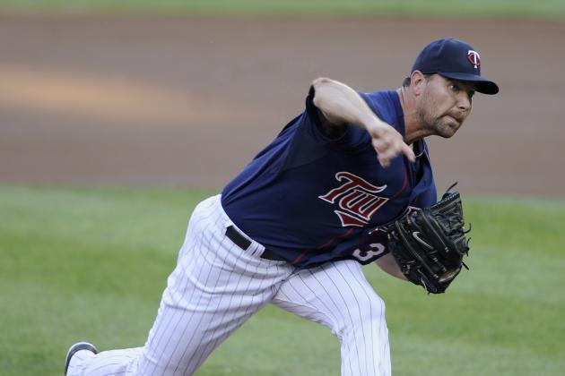 Twins Place Mike Pelfrey on DL with Back Strain