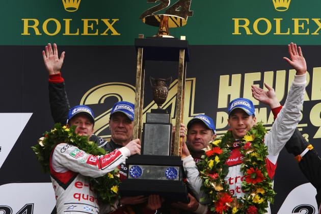 Le Mans 24 2013 Results: Final Complete Leaderboard, Highlights, and More