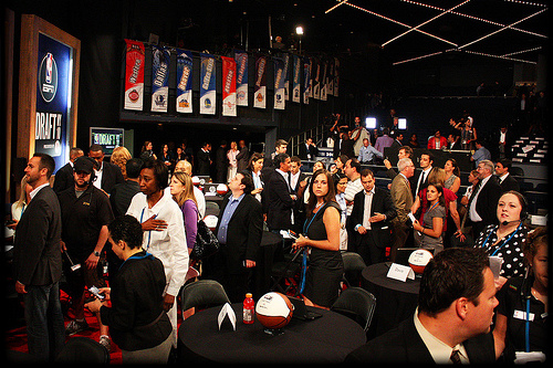 Invitations Extended to the NBA Draft's 'Green Room'