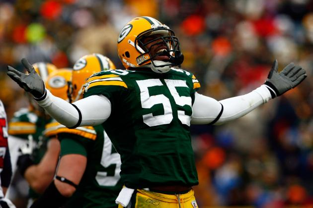 Green Bay Packers: A Scout's View on the Inside Linebacker Position