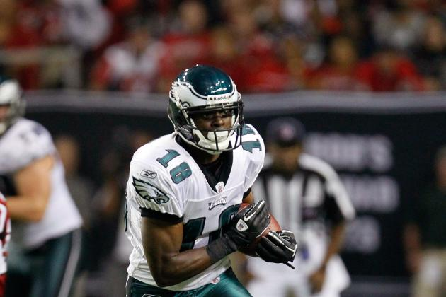 Jeremy Maclin Will Let Contract Take Care of Itself