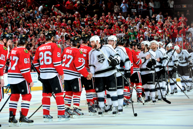 A Winning Tradition: What the Post-Series Handshake Line Means to Hockey