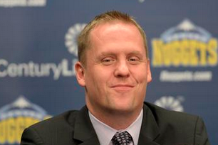 Nuggets' New Front Office Taking Shape in Familiar Fashion