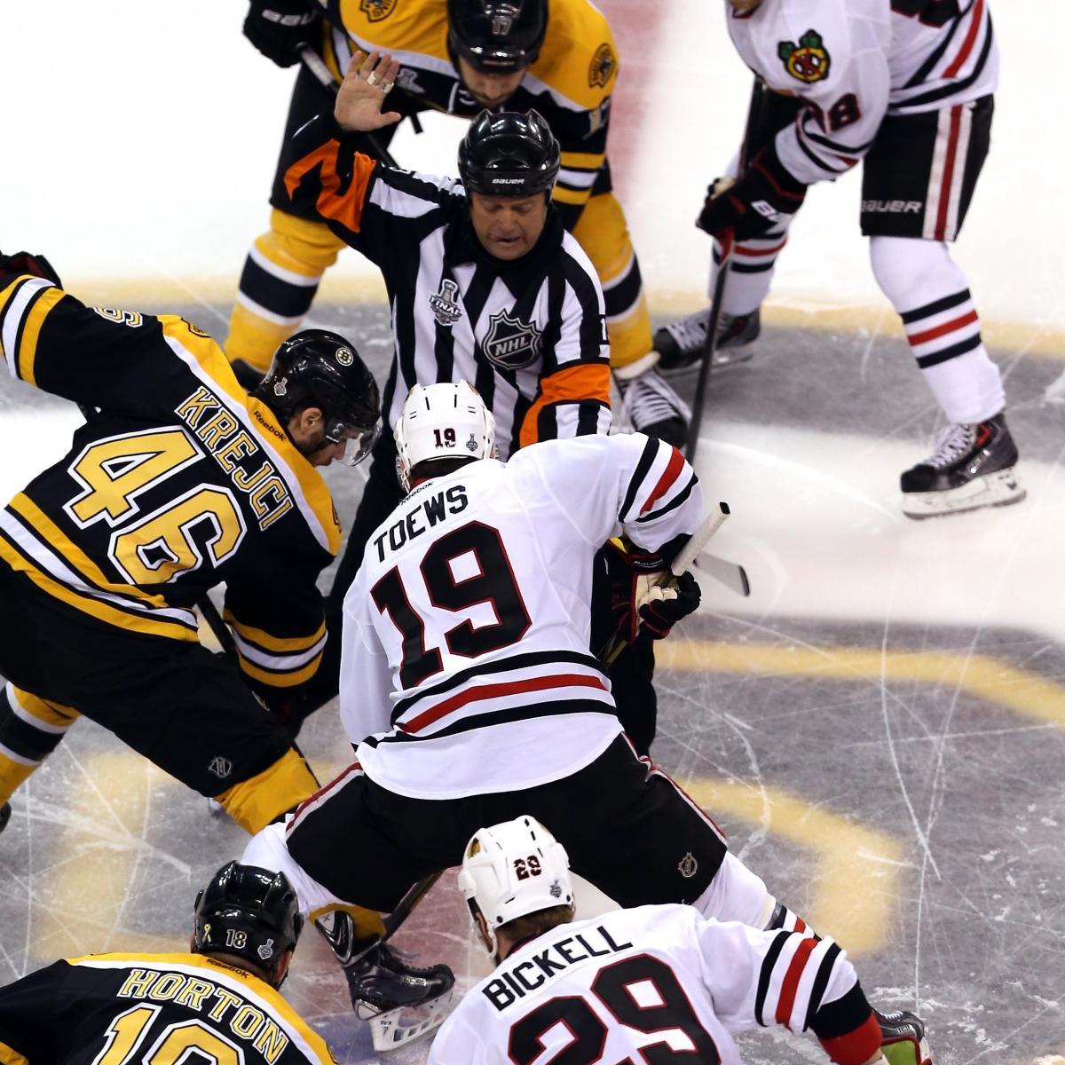 Boston Bruins-Chicago Blackhawks: Game 6 Preview, TV Info