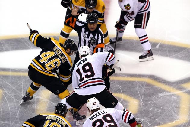 Boston Bruins-Chicago Blackhawks: Game 6 Preview, TV Info and Predictions