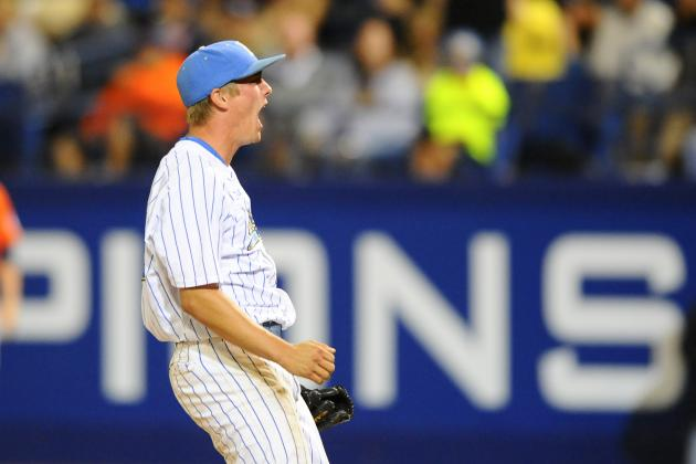 College World Series 2013: UCLA's Pitching is Catalyst to Take Home Championship