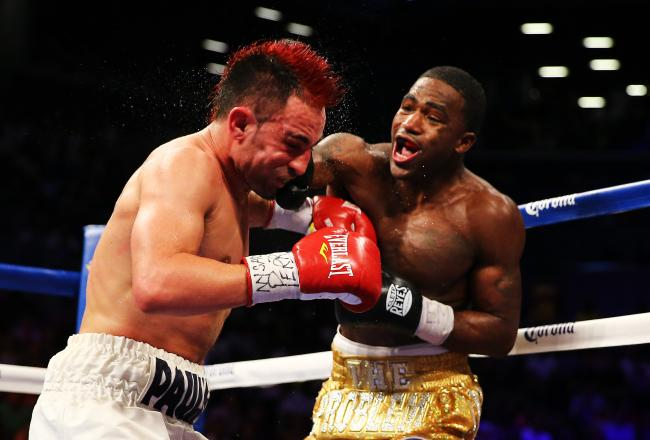 Adrien Broner's Win over Paulie Malignaggi Shows He Is Ready for Ultimate Stage