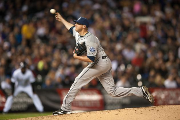 Padres Call Up RHPs Brach & Mikolas Among 4 Roster Moves