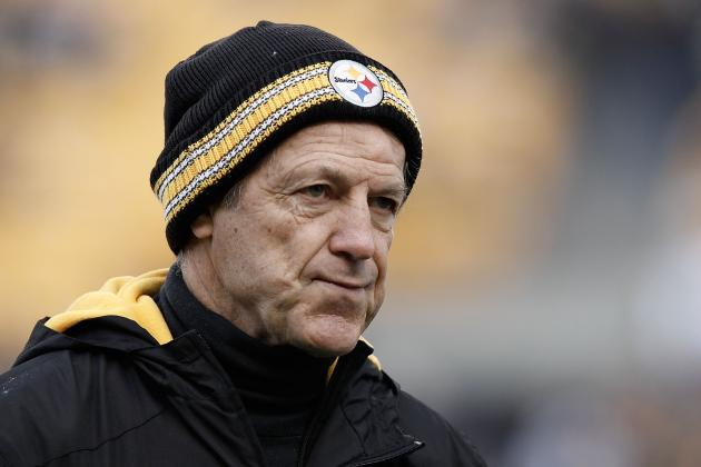 Steelers Dick LeBeau Looks to Improve on 16-2 Mark Against Rookie QBs