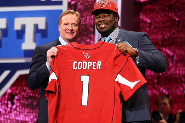 Jonathan Cooper 'Uncertain' How Close He Is to Contract