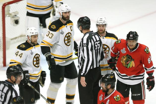 Stanley Cup Finals 2013: X-Factors for Blackhawks and Bruins in Game 6