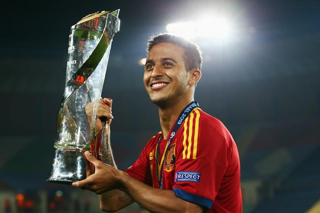 Thiago Alcantara's Potential Is Too Massive for Barcelona to Sell Young Star