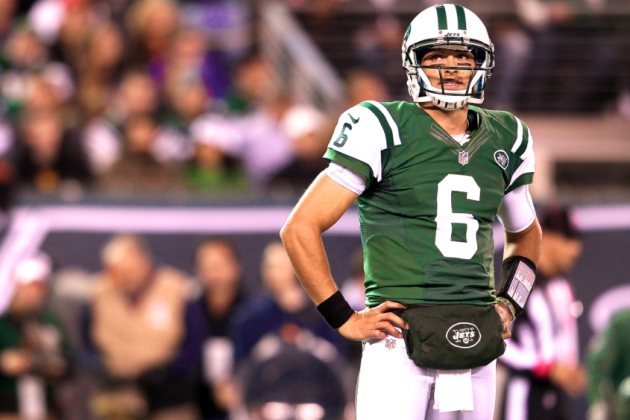 How Mark Sanchez Went from Prime Time to Punchline