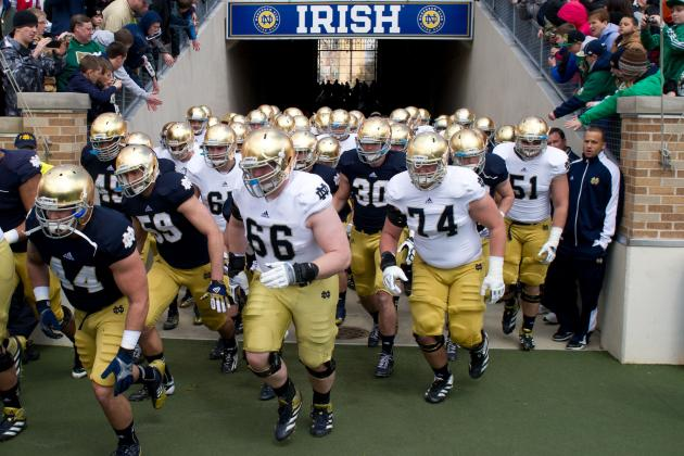 Notre Dame Football: 5 Players We Are Most Excited to Watch in 2013