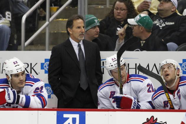 John Tortorella to Canucks Report: Winners in Vancouver-NY Coaching Swap